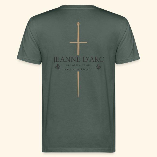 Jeanne d arc dark