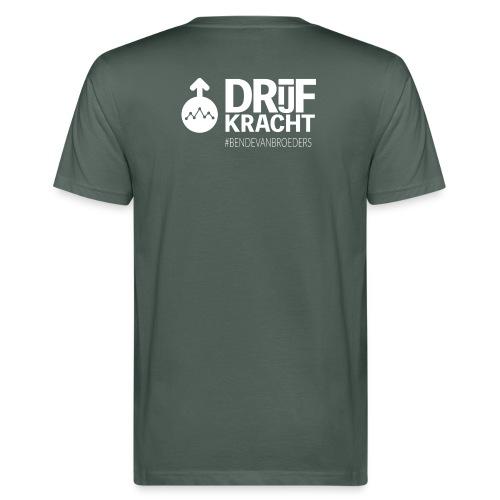Drijfkracht BendeVanBroeders - Mannen Bio-T-shirt