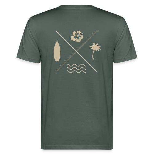Surf X - Camiseta ecológica hombre