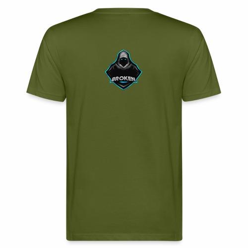 Collection Mascotte │ Br0Ken - T-shirt bio Homme