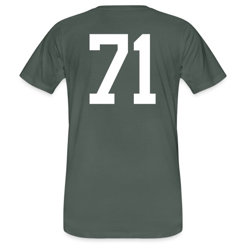 71 WLCZEK Sebastian - Männer Bio-T-Shirt