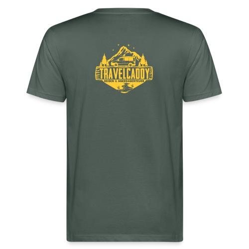 Original Travelcaddy.de Merchandise - Männer Bio-T-Shirt