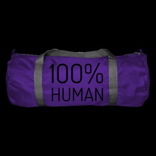 100% Human - Sporttas