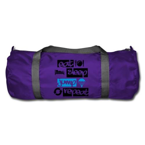 Eat Sleep Jump Repeat - Sporttasche