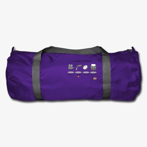 Sound/Black- Choose Your Mode - Duffel Bag
