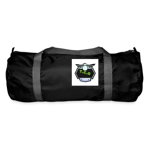 Cool gamer logo - Duffel Bag