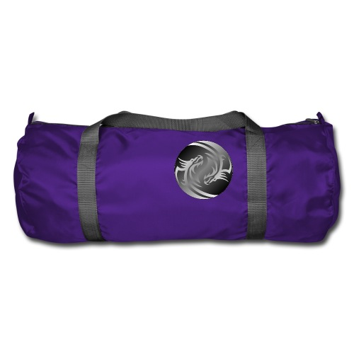 Yin Yang Dragon - Duffel Bag