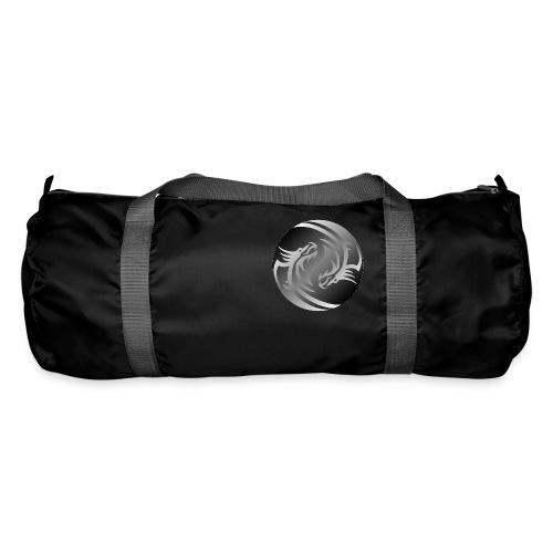 Yin Yang Dragon - Duffel Bag