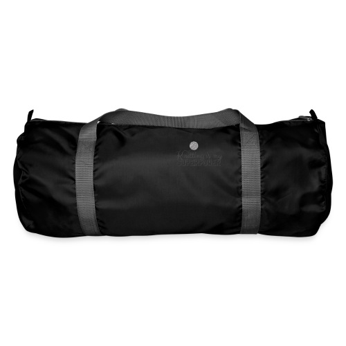 Knitting Is My Superpower - Duffel Bag