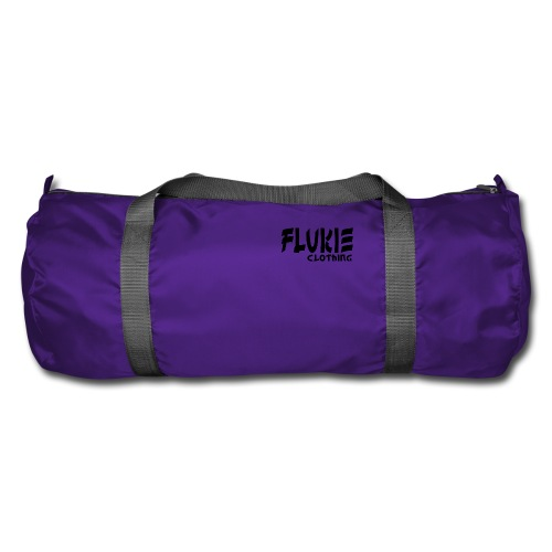 Flukie Clothing Japan Sharp Style - Duffel Bag