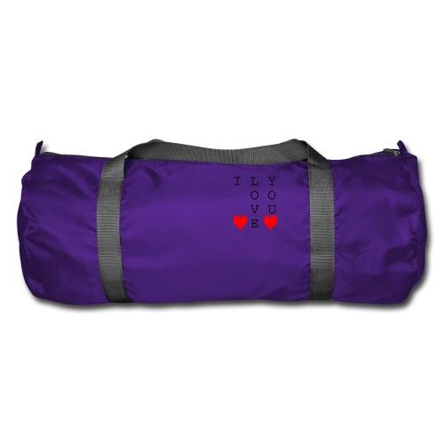 I Love You - Duffel Bag