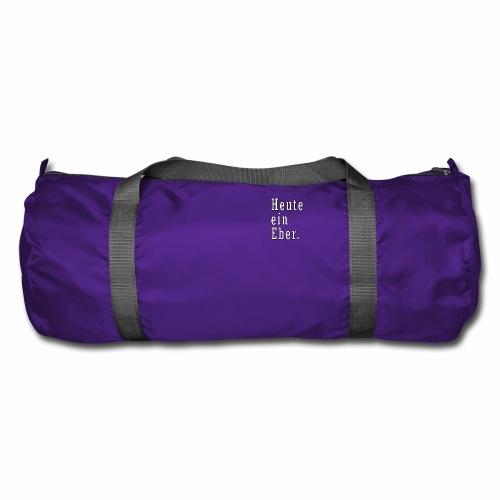 heute ein eber - Sporttasche
