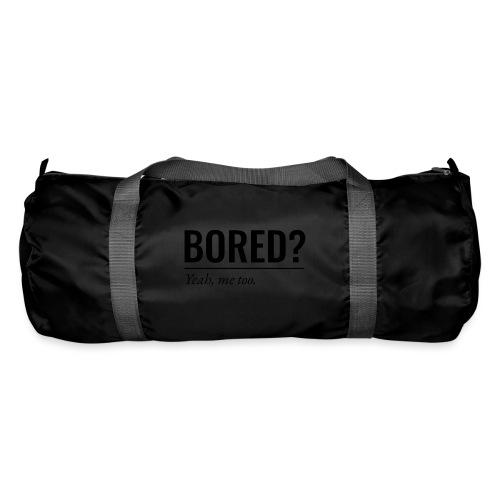 Bored - Sporttasche