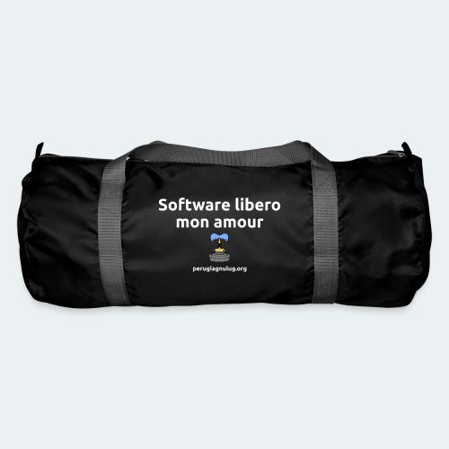 Software libero mon amour - Borsa sportiva