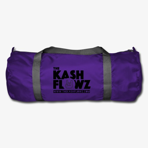 The Kash Flowz Official Web Site Black - Sac de sport