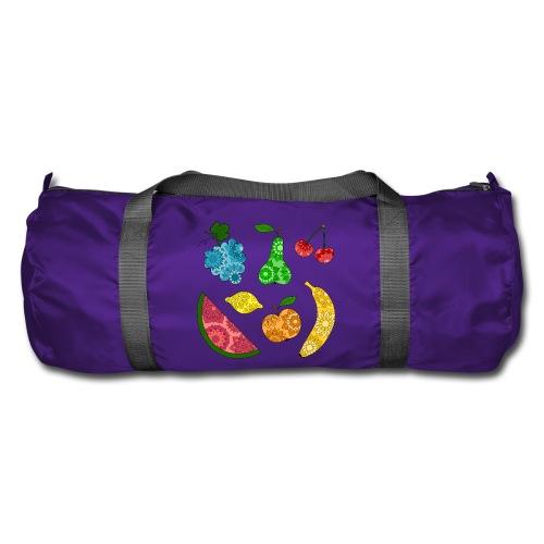Obstsalat - Sporttasche