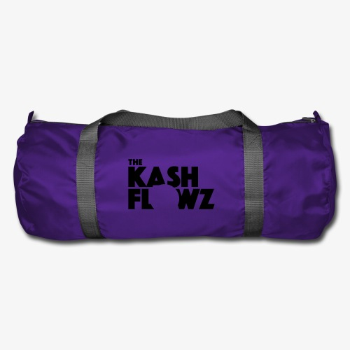 The Kash Flowz Official Black - Sac de sport