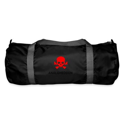 ANALGHEDDON Lustiges T-Shirt Design - Sporttasche