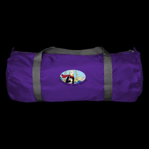 Fatherhood Badly Doodled - Duffel Bag