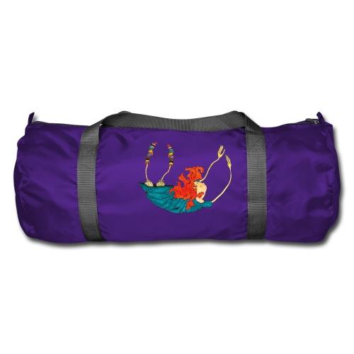 Frit fald - Sportstaske