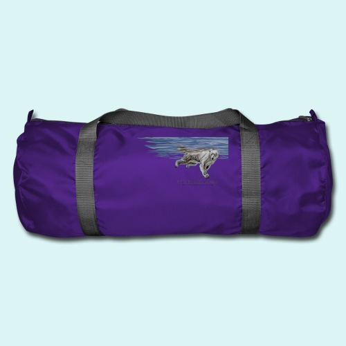 Polar-Blues-SpSh - Duffel Bag