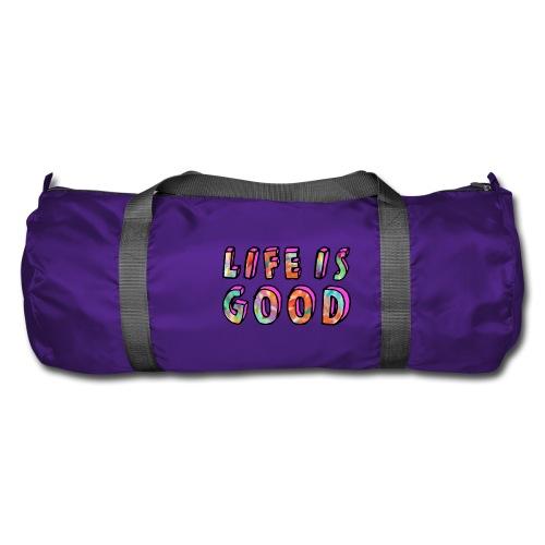 LifeIsGood - Duffel Bag
