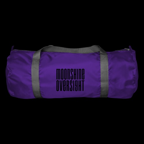 Moonshine Oversight noir - Sac de sport