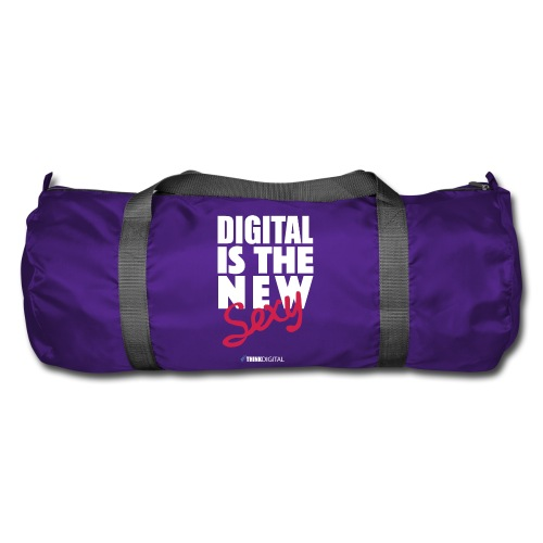 DIGITAL is the New Sexy - Borsa sportiva