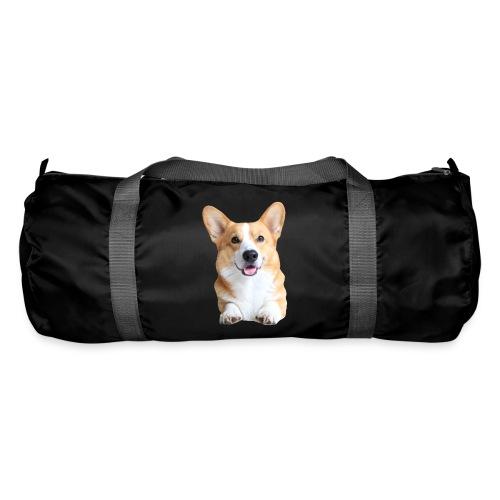 Topi the Corgi - Frontview - Duffel Bag