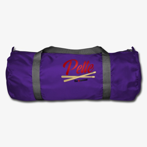 Pette the Drummer - Duffel Bag