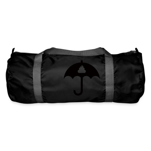 Shit icon Black png - Duffel Bag