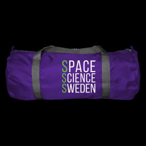 Space Science Sweden - vit - Sportväska