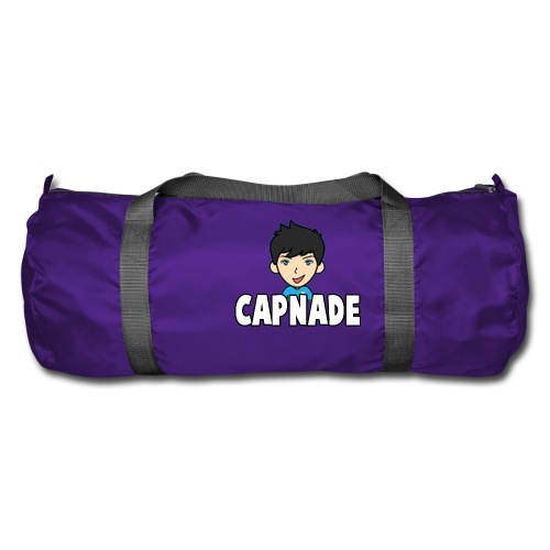 Basic Capnade's Products - Duffel Bag