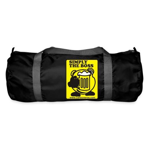 Simply the Boss - Duffel Bag
