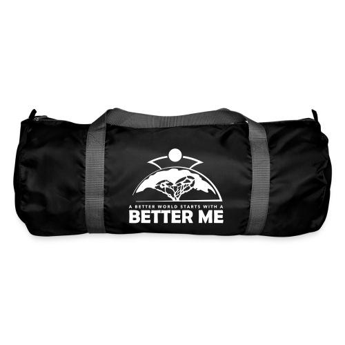 Better Me - White - Duffel Bag