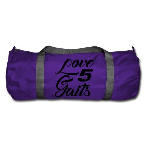 Love 5Gaits - Duffel Bag