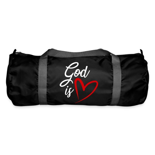 God is love 2B - Borsa sportiva