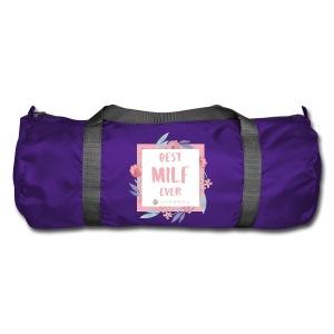 Best MILF ever - Milfcafé Shirt - Sporttasche