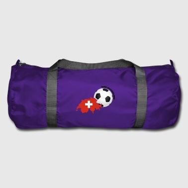 Équipe Suisse Football Coupe Shirt - Sac de sport