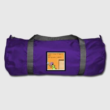 Snack Attack - Duffel Bag