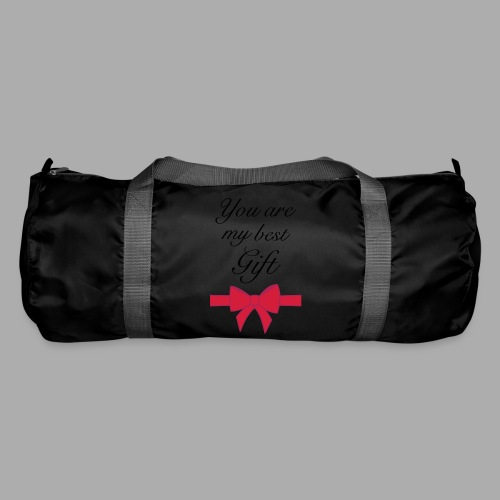you are my best gift - Duffel Bag