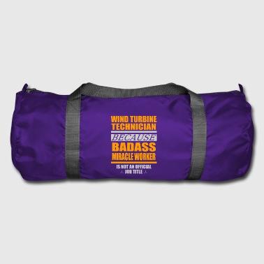 Miracle worker - Duffel Bag
