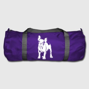French Bulldog - supporto bulldog francese - Borsa sportiva