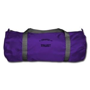 In Crypto we trust - Sporttas