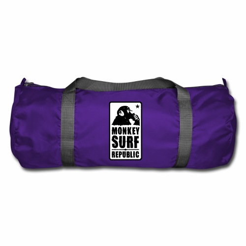 Monkey Surf Republic bicolor - Duffel Bag