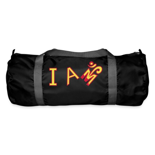 Jeg er Om - Sportstaske
