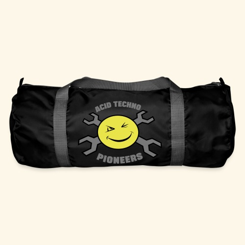 ACID TECHNO PIONEERS - SILVER EDITION - Duffel Bag
