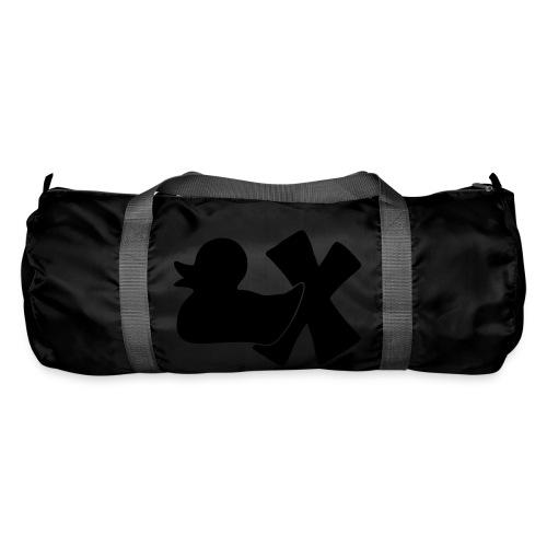 Ente mit X v3 3 klein - Sporttasche