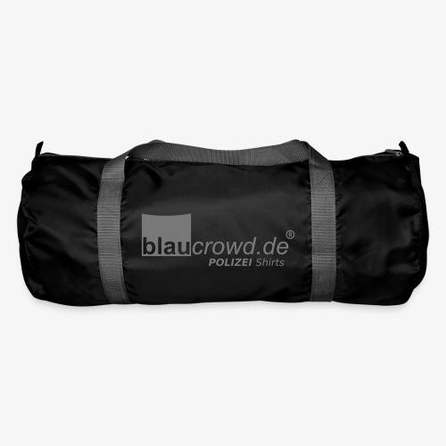 blaucrowd logo mit schrift - Sporttasche