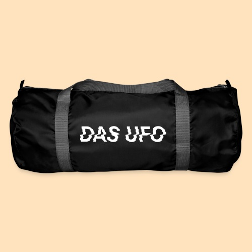 DAS UFO // Typography - Sporttasche